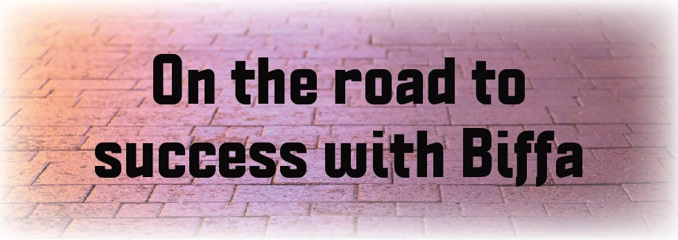 On the road to success with Biffa