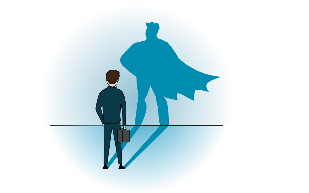 Become your own hero with resilience training